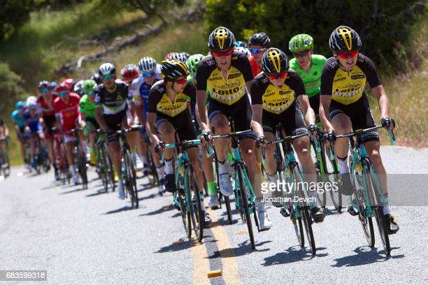 12th Amgen Tour of California Men 2017 / Stage 2 Robert GESINK / Alexey VERMEULEN / Team LottoNLJumbo / Modesto San Jose / ATOC / Amgen /