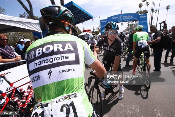 12th Amgen Tour of California Men 2017 / Stage 4 Peter SAGAN / Elia VIVIANI / Santa Barbara Santa Clarita / ATOC / Amgen /