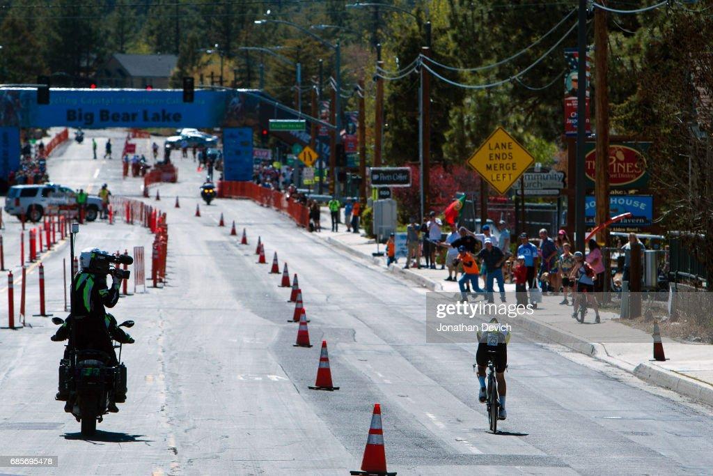 12th Amgen Tour of California Men 2017 / Stage 6 Rafal MAJKA (POL) Yellow Leader Jersey/ Big Bear Lake - Big Bear Lake (24km) / Individual Time Trial / ITT/ ATOC / Amgen /