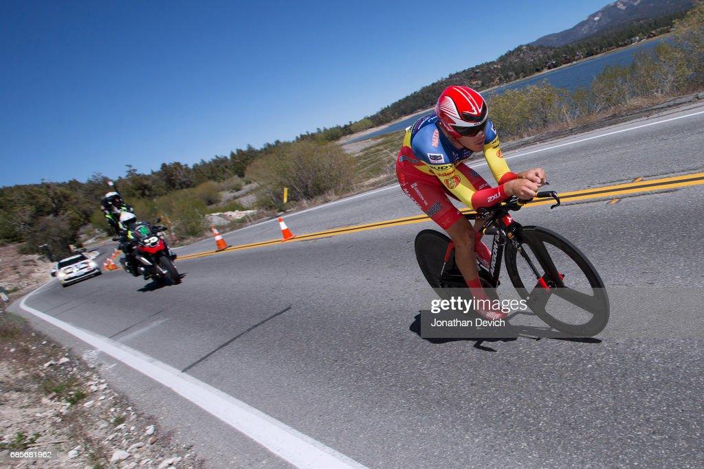 12th Amgen Tour of California Men 2017 / Stage 6 Serghei TVETCOV (ROM)/ Big Bear Lake - Big Bear Lake (24km) / Individual Time Trial / ITT/ ATOC / Amgen /
