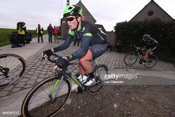 12th Omloop Het Nieuwsblad 2017 / Women Kirsten WILD / Gent Gent / Women / Flanders Classics /