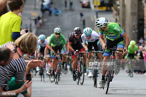 13rd Tour of Britain 2016 / Stage 1 Emiel WASTYN / Peter WILLIAMS / Glasgow Castle Douglas / Tour of Britain /Tim De WaeleKT/Tim De Waele/Corbis via...