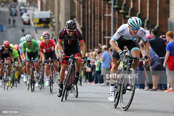 13rd Tour of Britain 2016 / Stage 1 Peter WILLIAMS / Jonathan MCEVOY / Glasgow Castle Douglas / Tour of Britain /Tim De WaeleKT/Tim De Waele/Corbis...