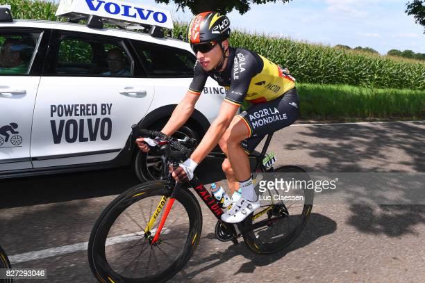 13th BinckBank Tour 2017 / Stage 1 Oliver NAESEN / Breda Venray / BBT /