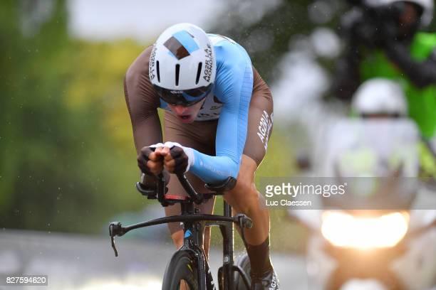 13th BinckBank Tour 2017 / Stage 2 Oliver NAESEN / Voorburg Voorburg / ITT / Individual Time Trial / BBT /