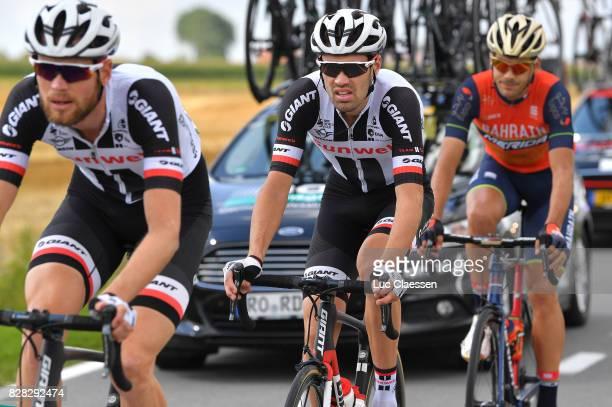 13th BinckBank Tour 2017 / Stage 3 Tom DUMOULIN / Blankenberge Ardooie / BBT /