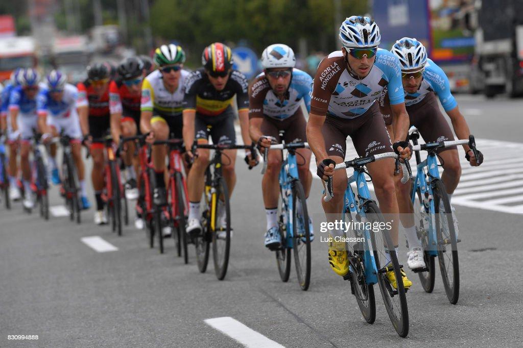 13th BinckBank Tour 2017 / Stage 7 Alexis GOUGEARD (FRA)/ Essen - Geraardsbergen (193,5km)/ BBT /