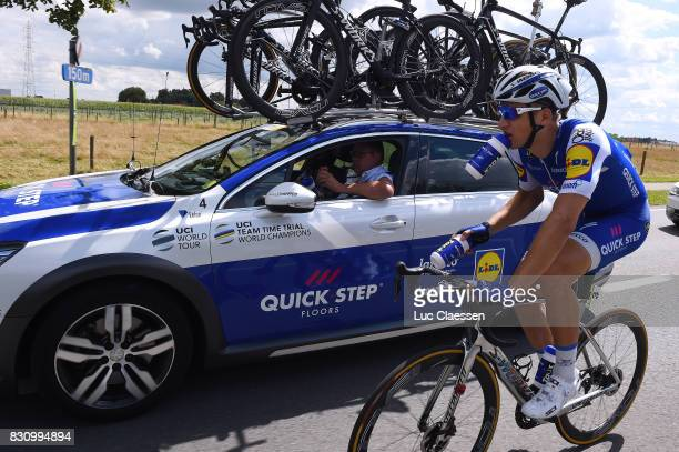 13th BinckBank Tour 2017 / Stage 7 Marcel KITTEL / Car / Team QuickStep Floors / Bottle / Essen Geraardsbergen / BBT /
