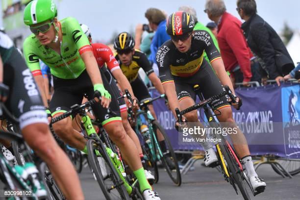 13th BinckBank Tour 2017 / Stage 7 Oliver NAESEN / Essen Geraardsbergen / BBT /