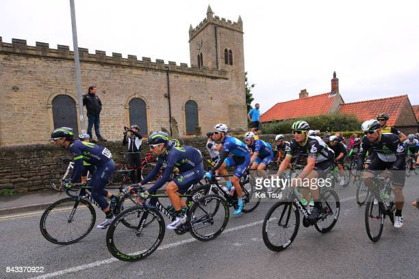 14th Tour of Britain 2017 / Stage 4 Gorka IZAGIRRE / Jonathan CASTROVIEJO / Jay Robert THOMSON / Bernhard EISEL / Mansfield Newark on Trent / OVO...