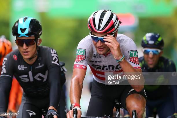 14th Tour of Britain 2017 / Stage 7 Arrival / Michal KWIATKOWSKI / Silvan DILLIER / Hemel Hempstead Cheltenham / OVO Energie / TOB /