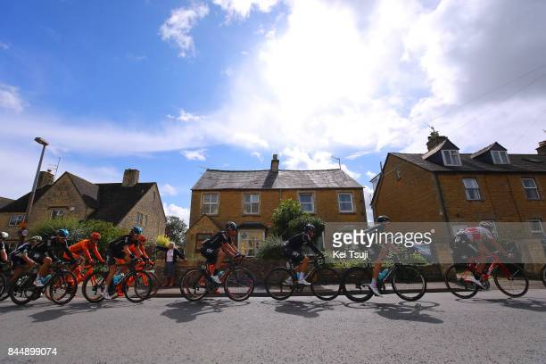 14th Tour of Britain 2017 / Stage 7 Michal KWIATKOWSKI / Tao GEOGHEGAN HART / Geraint THOMAS / Vasil KIRYIENKA / Owain DOULL / Hemel Hempstead...
