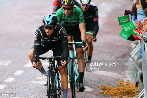 14th Tour of Britain 2017 / Stage 8 Michal KWIATKOWSKI / Lars BOOM / Edvald BOASSON HAGEN / Worcester Cardiff / OVO Energie / TOB /