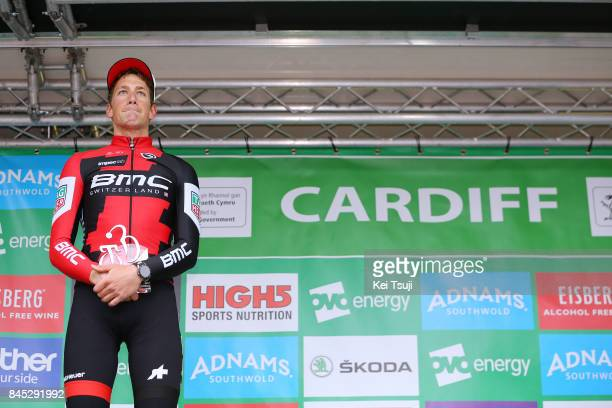 14th Tour of Britain 2017 / Stage 8 Podium / Stefan KUNG / Worcester Cardiff / OVO Energie / TOB /