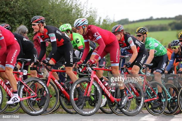 14th Tour of Britain 2017 / Stage 8 Stefan KUNG / Nils POLITT / Floris GERTS / Worcester Cardiff / OVO Energie / TOB /