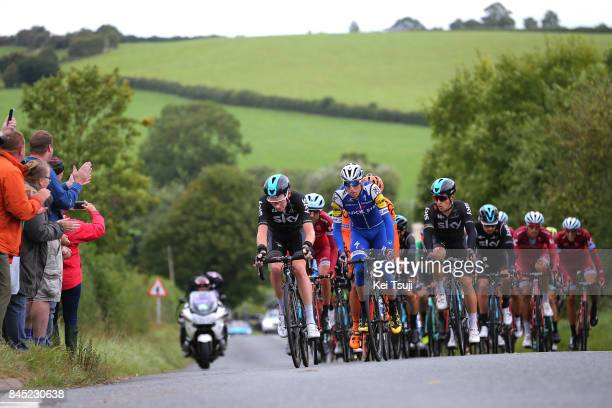 14th Tour of Britain 2017 / Stage 8 Tao GEOGHEGAN HART / Daniel MARTIN / Michal KWIATKOWSKI / Geraint THOMAS / Peloton / Fans / Public / Worcester...