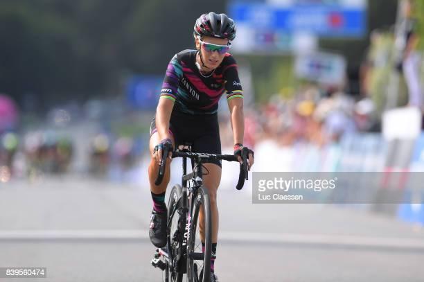 16th GP de PlouayBretagne 2017 / Women Arrival / Pauline FERRAND PREVOT / Ploulay Ploulay / GPPB /