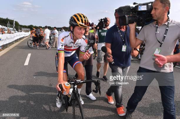 16th GP de PlouayBretagne 2017 / Women Lizzie Elizabeth ARMITSTEADDEIGNAN / Press Media / Ploulay Ploulay / GPPB /