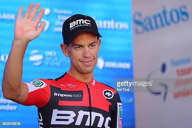 19th Santos Tour Down Under 2017/ Stage 3 Men Podium / Richie PORTE / Glenelg Victor Harbor / Hansgrohe Stage / Men / TDU / ©Tim De WaeleKT/Tim De...
