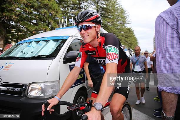 19th Santos Tour Down Under 2017/ Stage 3 Men Start / Rohan DENNIS / Glenelg Victor Harbor / Hansgrohe Stage / Men / TDU / ©Tim De WaeleKT/Tim De...