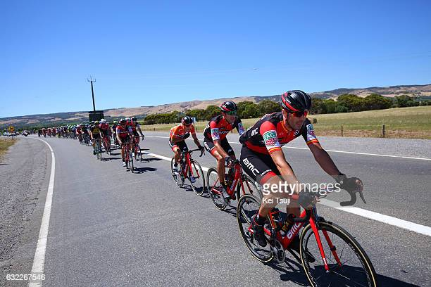 19th Santos Tour Down Under 2017/ Stage 5 Men Francisco VENTOSO / McLaren Vale Willunga Hill 382m / BikeExchange Stage / Men / TDU / ©Tim De...