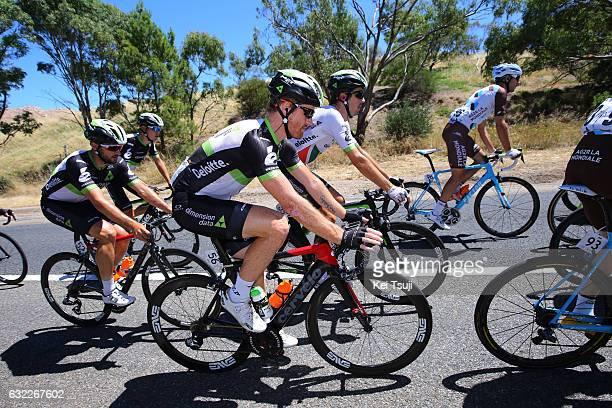 19th Santos Tour Down Under 2017/ Stage 5 Men Tyler FARRAR / McLaren Vale Willunga Hill 382m / BikeExchange Stage / Men / TDU / ©Tim De WaeleKT/Tim...