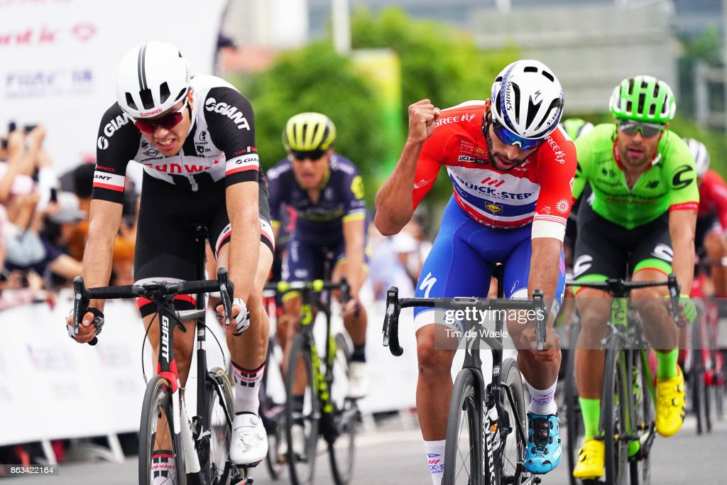 1st Tour of Guangxi 2017 - Stage 2