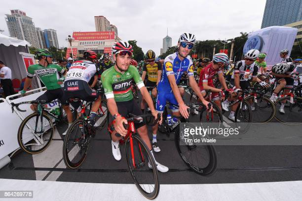1st Tour of Guangxi 2017 / Stage 3 Silvan DILLIER Green Mountain Jersey / Pieter SERRY / Nanning Nanning / Gree Tour of Guangxi / TOG /