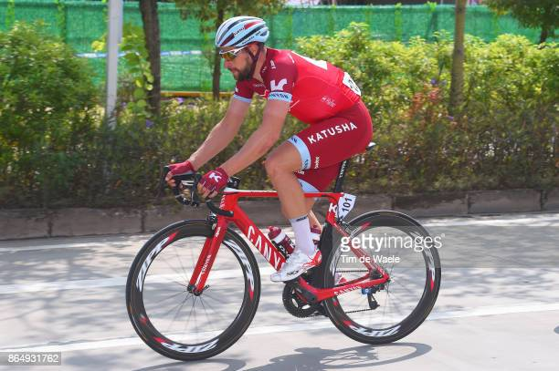 1st Tour of Guangxi 2017 / Stage 4 Marco HALLER / Nanning Mashan Nongla Scenic Area 472m / Gree Tour of Guangxi / TOG /