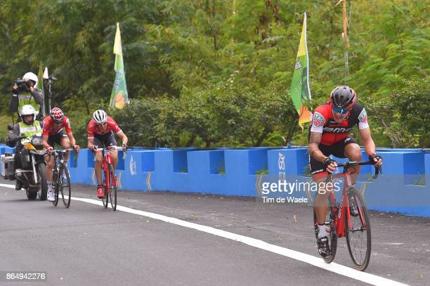 1st Tour of Guangxi 2017 / Stage 4 Nicolas ROCHE / Bauke MOLLEMA / Tim WELLENS / Nanning Mashan Nongla Scenic Area 472m / Gree Tour of Guangxi / TOG /