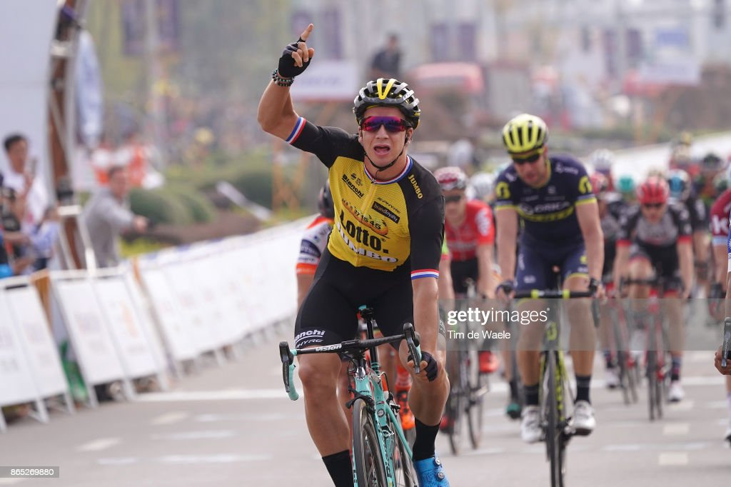1st Tour of Guangxi 2017 - Stage 5