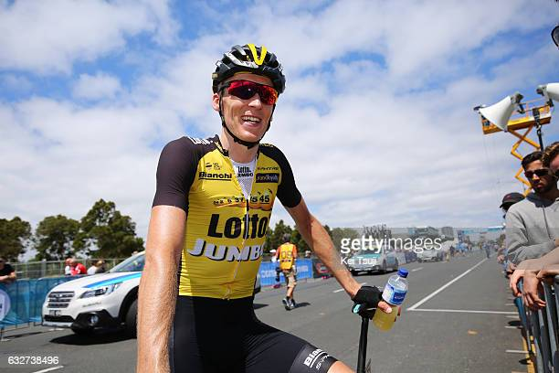 1st Toward Zero Race Melbourne / Cadel Evans Albert Park GP/ Men Arrival / Robert GESINK / Albert Park F1 GP Circuit Albert Park F1 GP Circuit / /...