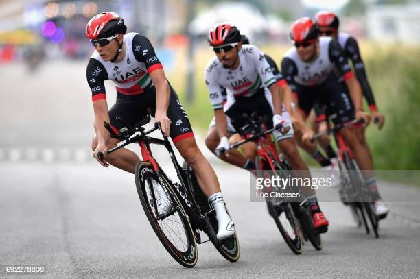 1st Velon Hammer Series 2017 / Day 3 Team UAE Team Emirates / SittardGeleen SportZone Limburg / Team Time Trial / TTT / Hammer Series / Hammer Chase...