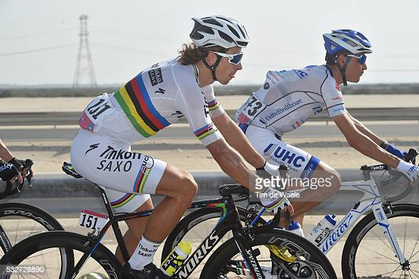 1th Abu Dhabi Tour 2015 / Stage 2 SAGAN Peter / Yas Marina Circuit Yas Mall / The Capital Stage Etape Rit / Ride To Abu Dhabi /©Tim De Waele