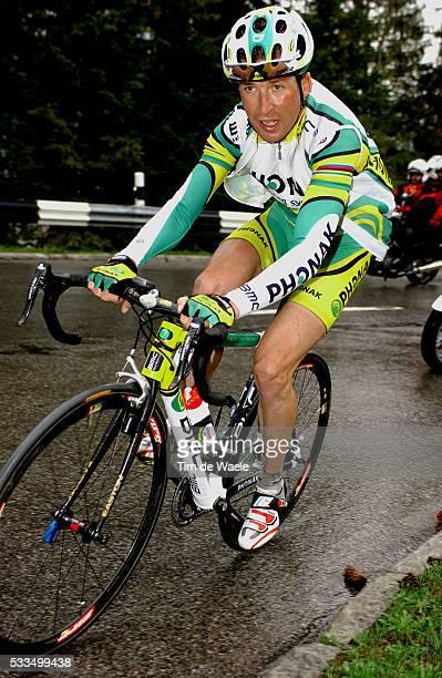 Cycling 2004 Tour of Romandie Oscar Camenzind during stage 3 Cyclisme Tour de Romandie 2004 Oscar Camenzind dans la troisième étape