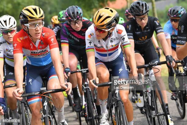 20th Boels Rental Ladies Tour / Stage 2 Christine MAJERUS / Lizzie Elizabeth ARMITSTEADDEIGNAN / Eibergen Arnhem / Women / BRL /