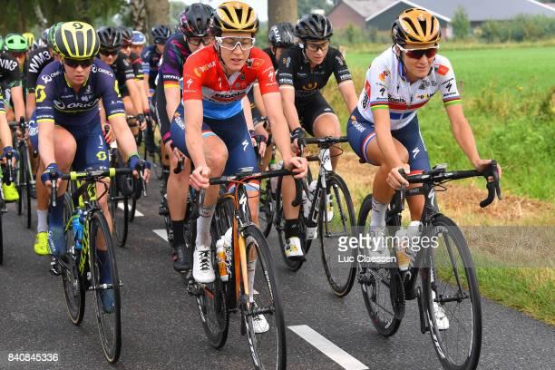 20th Boels Rental Ladies Tour / Stage 2 Jessica ALLEN / Christine MAJERUS / Lizzie Elizabeth ARMITSTEADDEIGNAN / Eibergen Arnhem / Women / BRL /