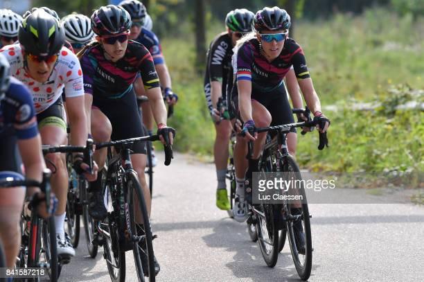 20th Boels Rental Ladies Tour / Stage 4 Alexis RYAN / Hannah BARNES / Gennep Weert / Women / BRL /