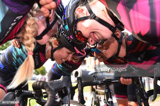 20th Boels Rental Ladies Tour / Stage 4 Elena CECCHINI / Alexis RYAN / Lisa BRENNAUER / Trixi WORRACK / Gennep Weert / Women / BRL /