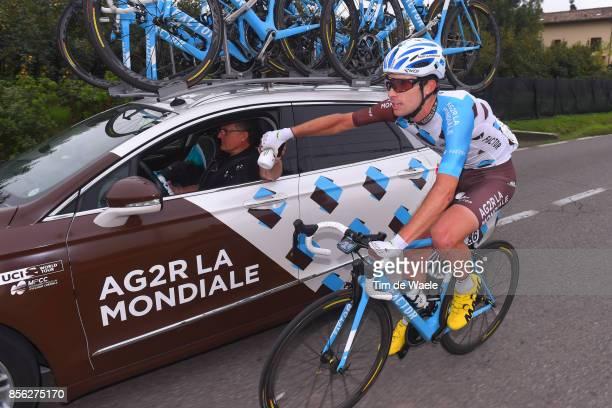 22nd Gran Premio Bruno Beghelli 2017 Pierre LATOUR / Team AG2R La Mondiale / Car / Feed Zone / Bottle / Monteveglio Valsamoggia / GPBB /