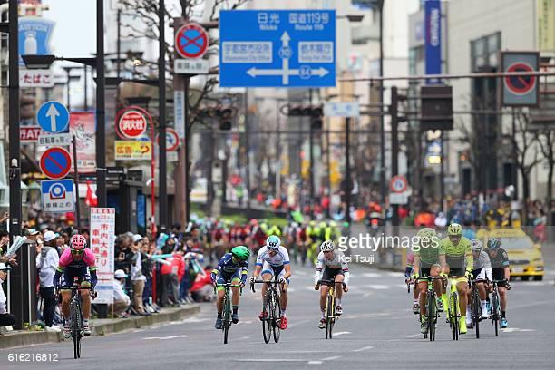 25th Japan Cup 2016 / Criterium Kevin DE MESMAEKER / Christian MEIER / Fabian CANCELLARA / Utsunomiya Utsunomiya / Criterium Japan Cup / Tim De...