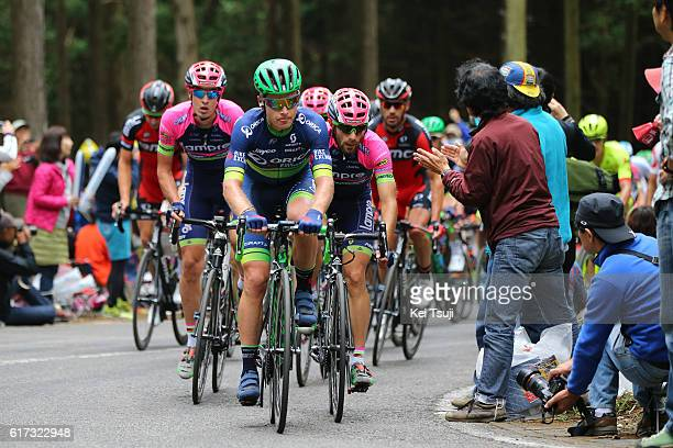 25th Japan Cup Cycle Road Race 2016 Christian MEIER / Matteo BONO / Utsunomiya Utsunomiya / Japan Cup / Tim De WaeleKT/Tim De Waele/Corbis via Getty...