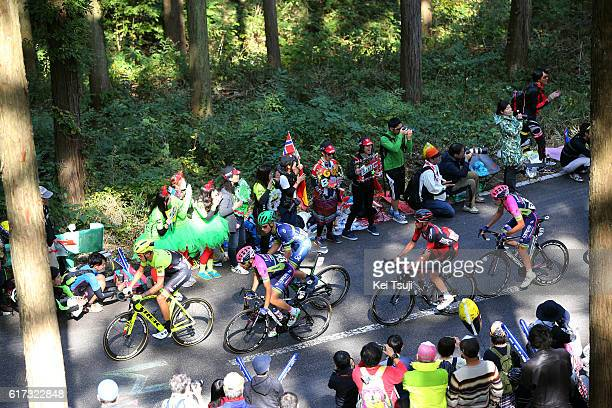 25th Japan Cup Cycle Road Race 2016 Eugenio ALAFACI / Matteo BONO / Christian MEIER / Taylor EISENHART / Utsunomiya Utsunomiya / Japan Cup / Tim De...