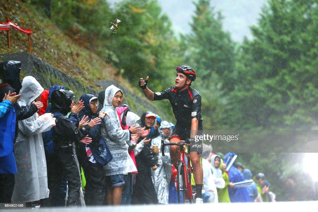 26th Japan Cup 2017 Cycle Road Race 2017 Bram WELTEN (NED)/ Utsunomiya - Utsunomiya (144,2km)/ Race shortened due to bad weather / Utsunomiya - Utsunomiya (103km)/ Japan Cup /