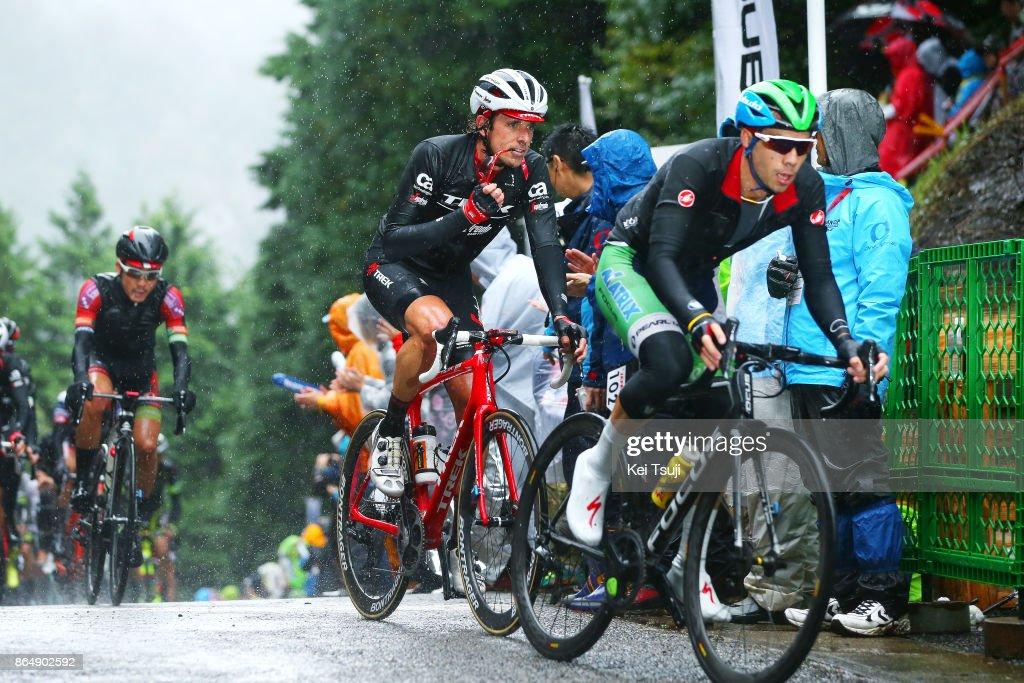 26th Japan Cup 2017 Cycle Road Race 2017 Koen DE KORT (NED)/ Utsunomiya - Utsunomiya (144,2km)/ Race shortened due to bad weather / Utsunomiya - Utsunomiya (103km)/ Japan Cup /