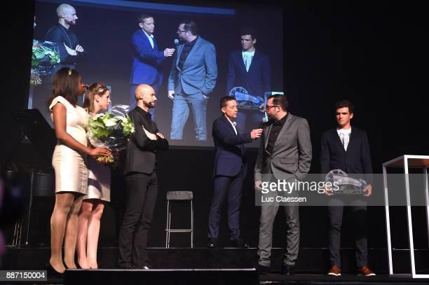 26th Kristallen Fiets 2017 Tom BOONEN / Greg VAN AVERMAET / Casino Knokke /