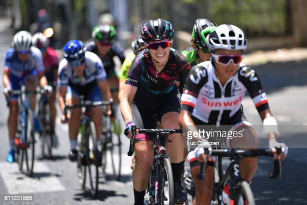 28th Tour of Italy 2017 / Women / Stage 10 Alexis RYAN / Torre del Greco Torre del Greco / Women / Giro Rosa /