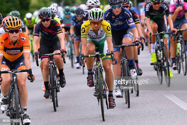 28th Tour of Italy 2017 / Women / Stage 3 Karol Ann CANUEL / Katrin GARFOOT / San Fior San Vendemiano / Women / Giro Rosa /