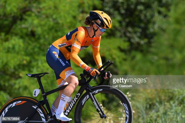28th Tour of Italy 2017 / Women / Stage 5 Karol Ann CANUEL / Sant elpidio a Mare Sant elpidio a Mare / Individual Time Trial / ITT / Women / Giro...