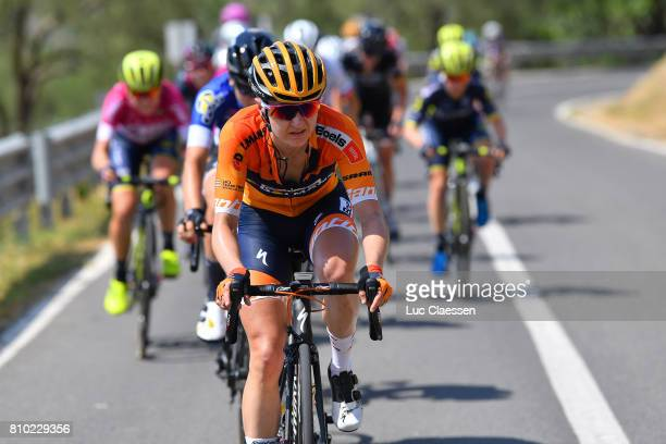 28th Tour of Italy 2017 / Women / Stage 8 Karol Ann CANUEL / Baronissi Palinuro / Women / Giro Rosa /